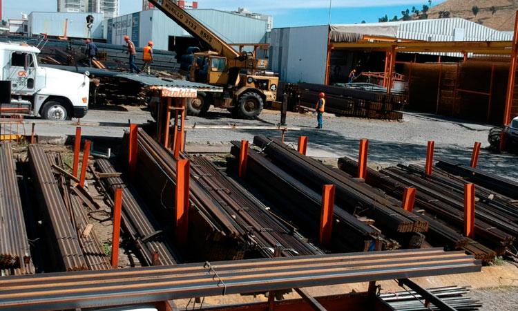 Aceros Murillo instalaciones matriz