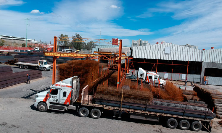 Aceros Murillo instalaciones