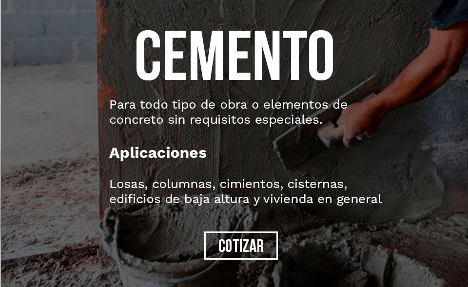 Costal de cemento holcim
